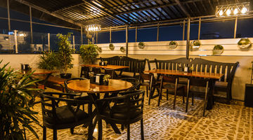 The Rooftop Project,MG Road, Pune