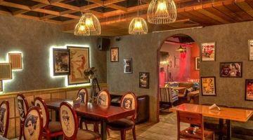 My Bar Grill,Hauz Khas Village, South Delhi