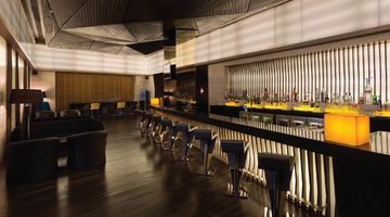 The Hangar Lounge Bar,Holiday Inn New Delhi International Airport