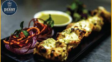 The Derby Cookhouse,Punjabi Bagh, West Delhi