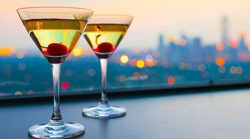 Skydeck Lounge,The Leela Ambience, Gurgaon