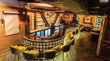 The Darzi Bar & Kitchen,Connaught Place (CP), Central Delhi