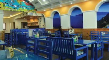 Greek Food & Beyond,DLF South Point Mall, Golf Course Road