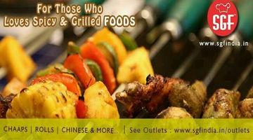 SGF- Spice Grill Flame,Vijay Nagar, North Delhi