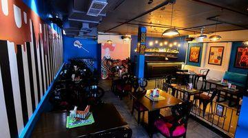 UpTurned Bar & Kitchen ,Greater Kailash (GK) 2, South Delhi