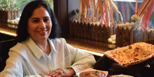 West Delhi's First Family of Food