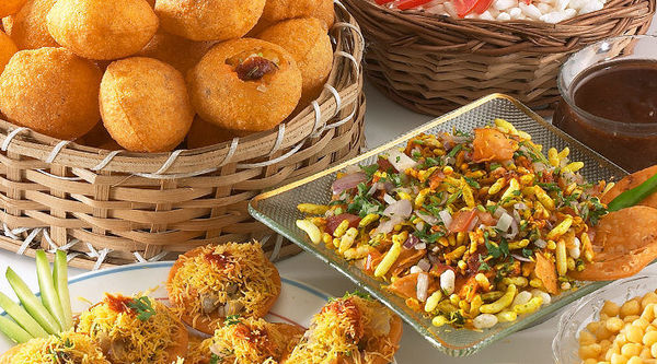 4 Best Places To Try Indian Street Food In Dubai