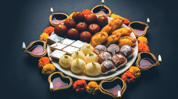 Top 6 Sweet Shops to Visit in Hyderabad during Diwali