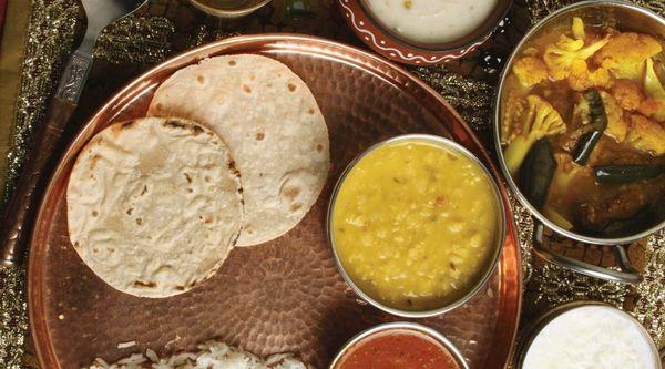 Rajdhani Thali Restaurant,MGF Metropolitan Mall, MG Road