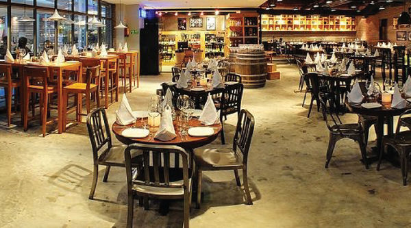 The Wine Company,Cyber Hub, Gurgaon