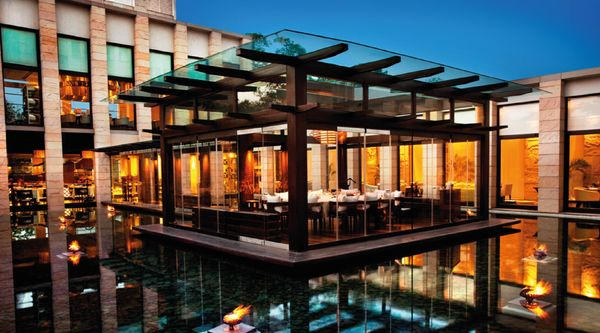 On the Waterfront,The Lodhi, New Delhi