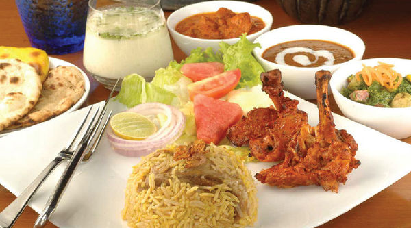 The Great Kabab Factory,Sector 18, Noida