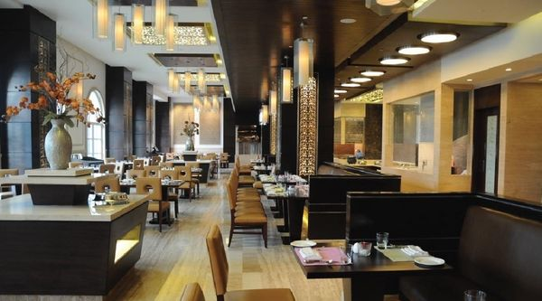 Melange,The Pllazio Hotel, Gurgaon