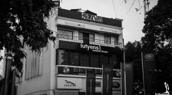 Lutyens Cocktail House,Janpath, Central Delhi
