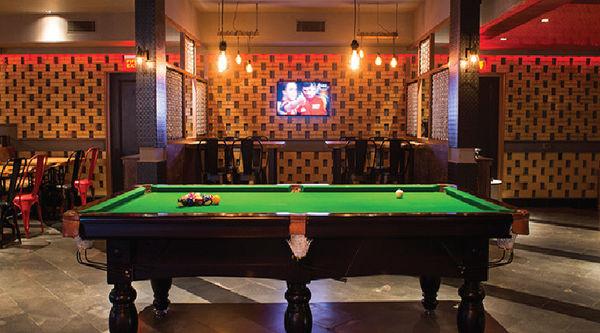 Yes Minister - Bowling, Bar & Kitchen,Aurobindo Marg, South Delhi