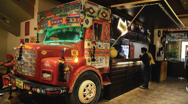 Dhaba By Claridges,Epicuria Mall, Nehru Place