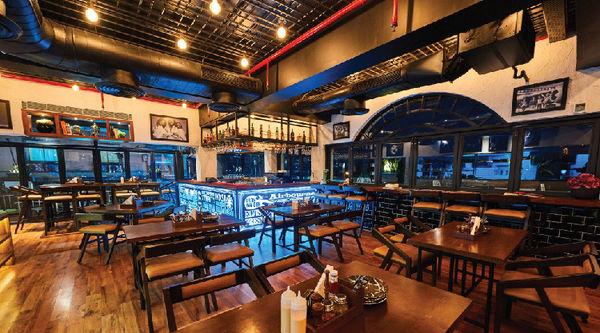 AMPM Café & Bar,Galleria Market, Gurgaon