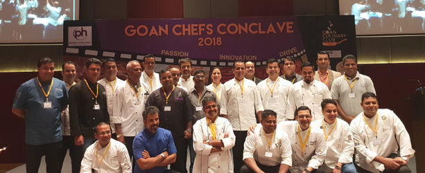 Chef's Day Out at The Goan Chefs Conclave 2018