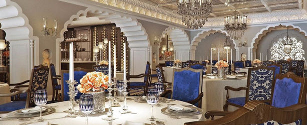 Best 5-star restaurants in Delhi NCR