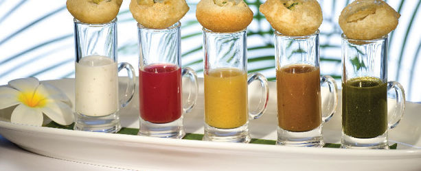 Chaat with a Modern Twist