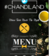 Menu of the Chandiland