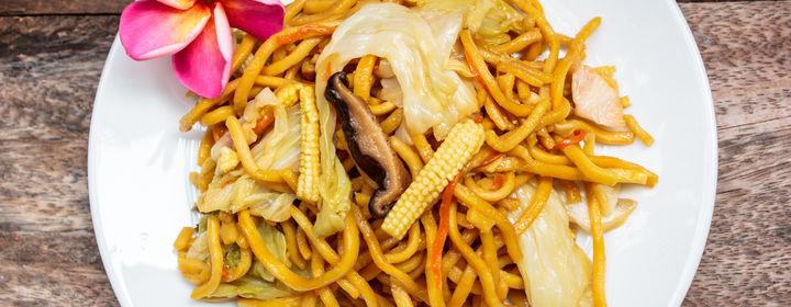 Oriental Fusion-DLF Phase 4, Gurgaon-bigstock-Noodles-Japanese-Yakisoba-Veg-74070757.jpg