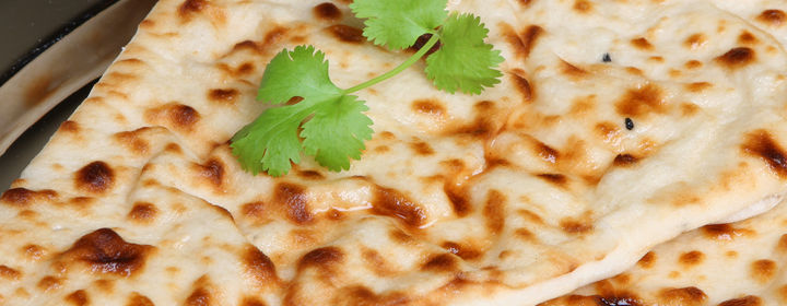 Food Fantasy-Mayur Vihar Phase 1, East Delhi-bigstock-Indian-naan-bread-with-coriand-24246944.jpg