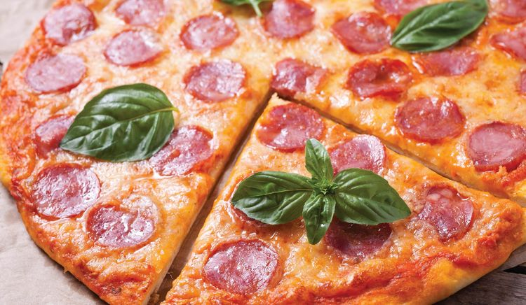 Craving Some Pepperoni and Cheese Pizza?