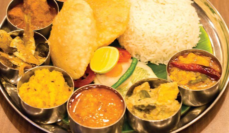 Monsoon and The Food Scenario in Kolkata