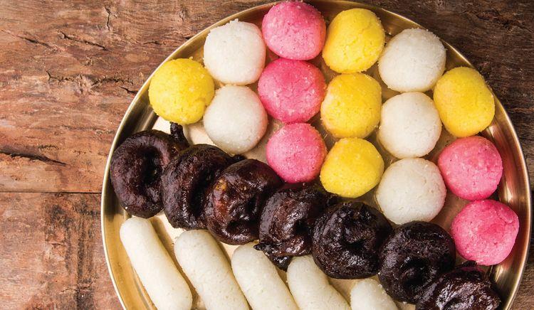 Few Sweet Shops in Kolkata in Focus During Diwali