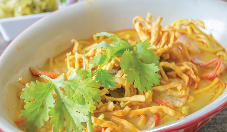 Head To Chanda's Khaukswey To Get A Taste Of Authentic Burmese Food