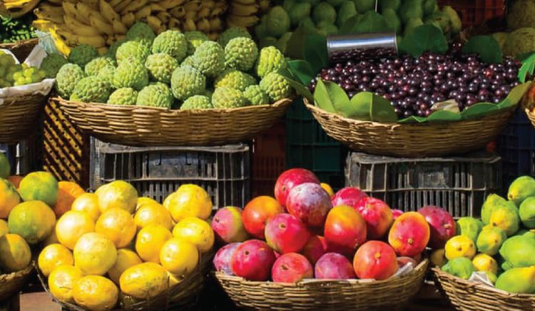 A Celebration Of Local Produce