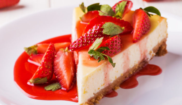 Salty Sweet Dessert For Sweet Lovers