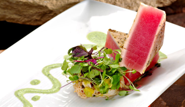 The Best Tuna Dishes In Town
