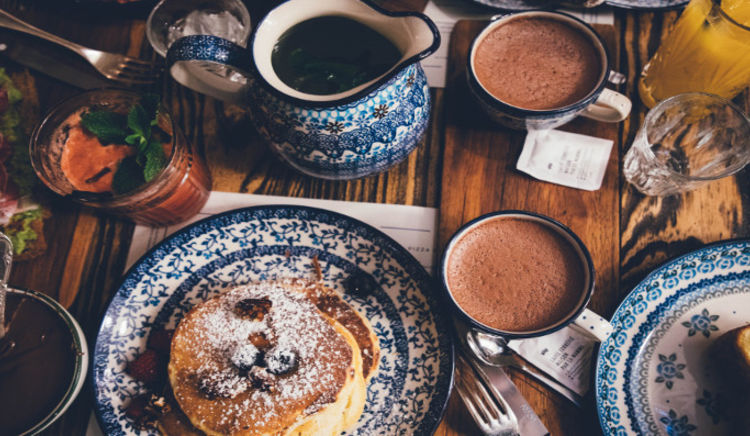 Top 5 Places For An Indulgent Breakfast In Gurugram