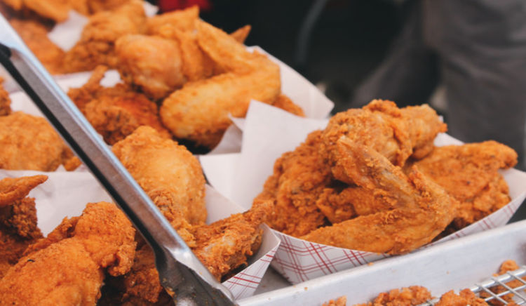 10 Best Places To Indulge In Crispy Deep Fried Chicken