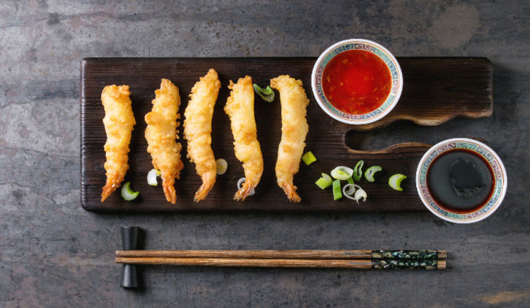 Top 5 Places In Delhi NCR To Go To If You Are Craving Crispy Tempura