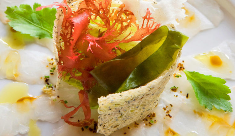 First Taste Of Contemporary Japanese Cuisine In The City