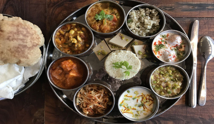 Delhi Boasts Of Two Places To Get Organic Navratri Thalis