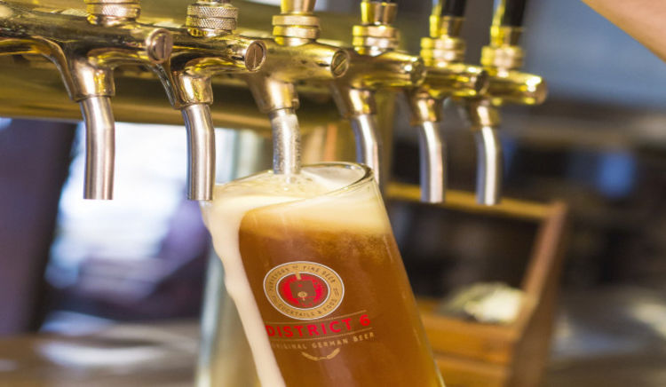 Check out some of the super offers on all things beer at these places