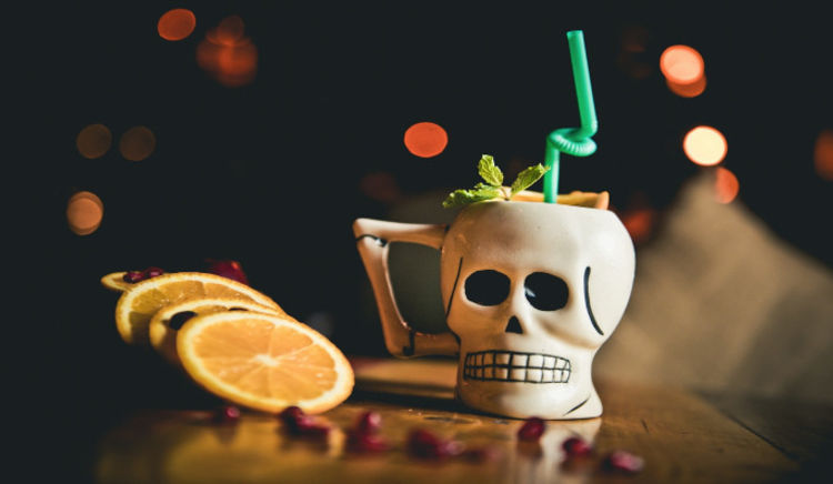 Restaurants And Bars In Delhi NCR Are Hosting The Scariest Halloween Parties