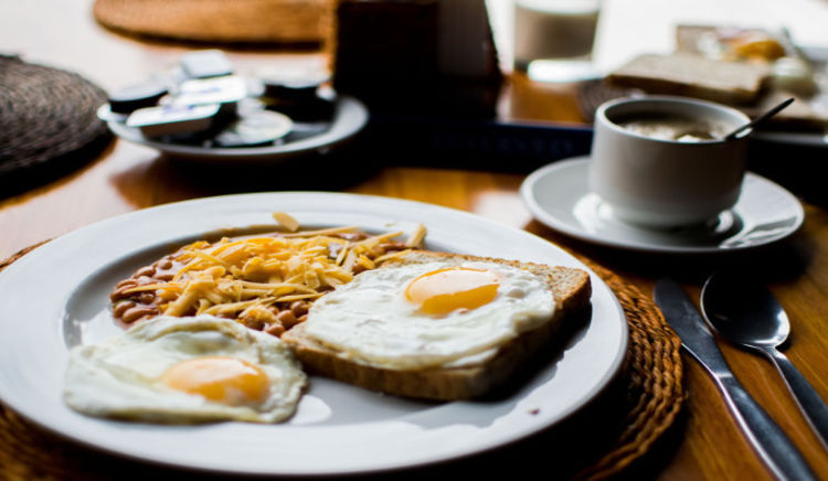 Restaurants serving the best breakfasts in South Mumbai