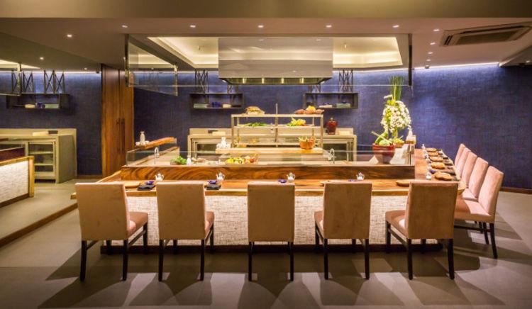 Izaya - the new Thai restaurant in South Mumbai