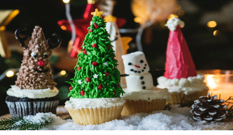 Some of the best Christmas cakes and desserts in Mumbai city