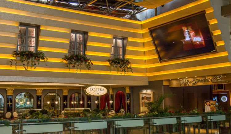 A Winning Combination of an Upscale Cinema and Dining!!
