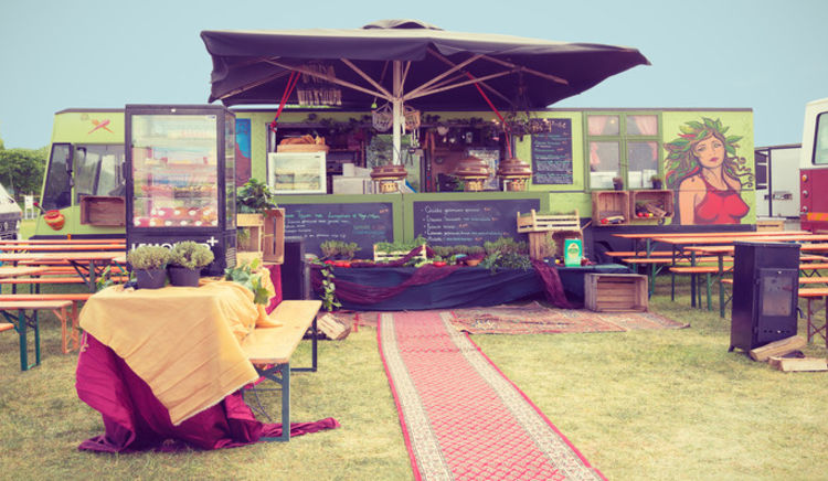 We bring you a selection of food trucks which are cooking a storm in different locations, luring one and all.