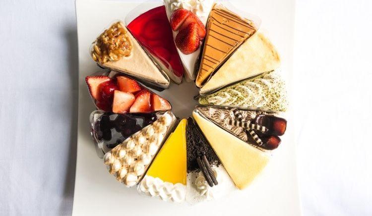 Restaurants serving the best Cheesecake in Mumbai
