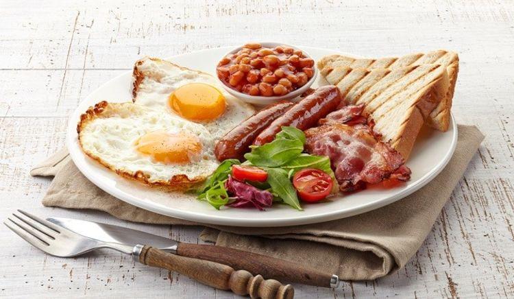 Restaurants that serve early breakfast in Khan market