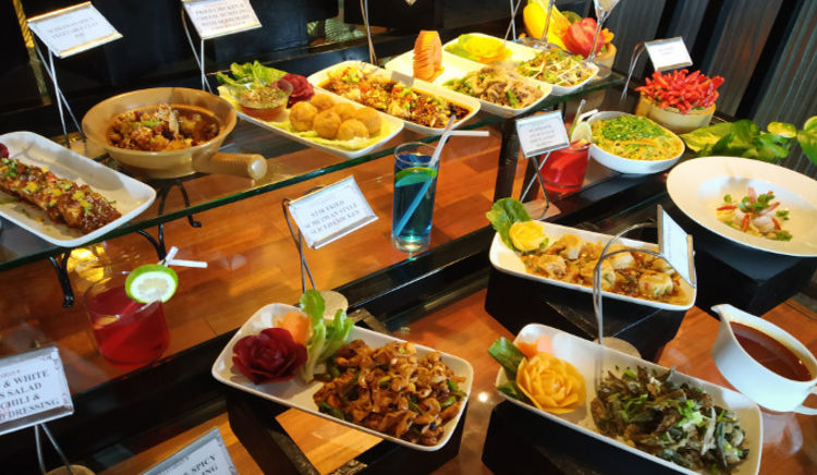 The new menu at Black Lotus emphasises on wok tossed and steamed meals