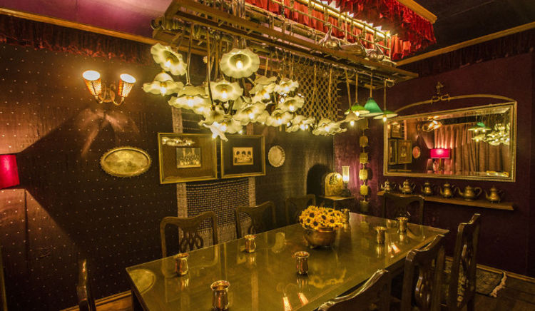 This fine dining Bengali restaurant is bound to become the pride of the city